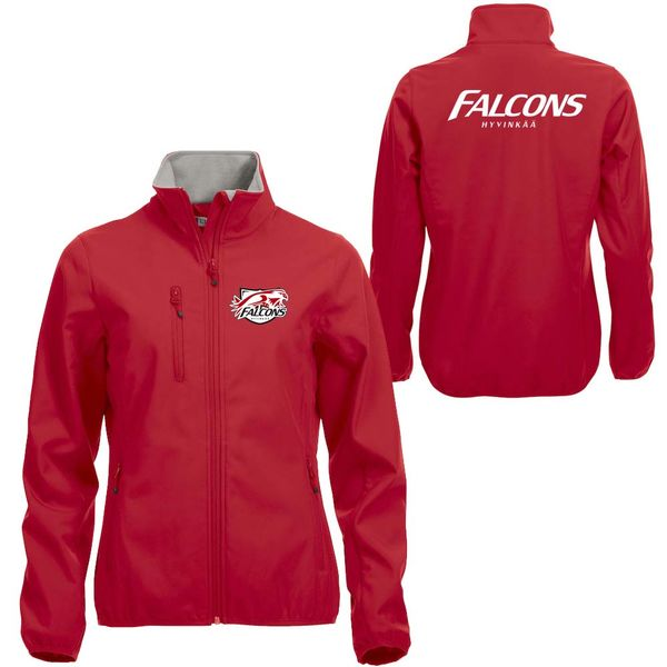 Falcons Softshell Jacket ladies